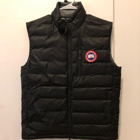 Canada Goose Lodge Down Vest (Lightweight)
